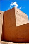 Rancho de Taos Church Wall