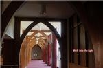 Chapel Hallway