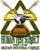 Human Test Subject Yellow Sign