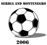 Serbia and Montenegro Soccer 2006