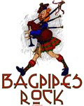 Bagpipes Rock!