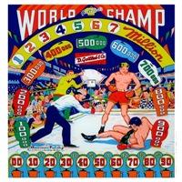 Gottlieb® World Champ