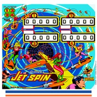 Gottlieb® Jet Spin