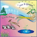 100% Alternative Energy Landscape sq.
