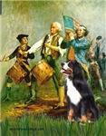SPIRIT of '76<br>& Bernese Mountain Dog