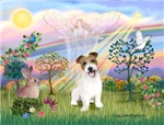 CLOUD ANGEL #2 <br>& Jack Russell Terrier