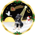 NIGHT FLIGHT<br>& German Shepherd