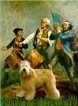 SPIRIT OF '76<br>& Wheaten Terrier