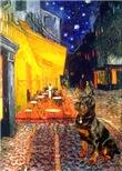 TERRACE CAFE<br>& Rottweiler #4