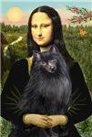 MONA LISA<br>&Schipperke #7