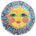 Sun Face #1 - Spring