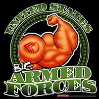 U.S. BIG ARMED FORCES
