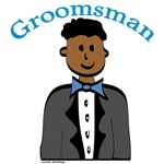 Ethnic Groomsman Gifts, T-shirts, Favors