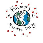 Happy Earth Day T-shirts