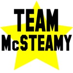 Team McSteamy T-shirts