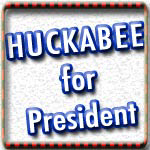 Mike Huckabee T-shirts, Signs, Buttons