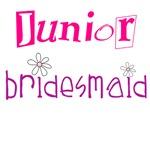 Junior Bridesmaids Gifts and T-shirts