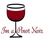 Pinot Noir Drinker T-shirts and Wine Gifts
