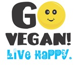Go Vegan T-shirts & Gifts