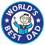 Worlds Best Dad Shirts and Gifts
