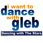 DWTS I Want to Dance with Gleb T-shirts, Swag
