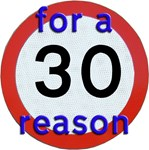 30 for a reason