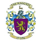 Knights of Gore Coat of Arms