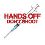Hands Off, Don't Shoot!