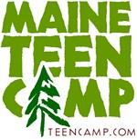 Official Maine Teen Camp Merchandise