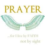 OYOOS Prayer Wings design