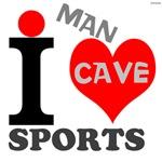 OYOOS Sport Man Cave design