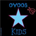 OYOOS Kids Star design