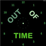 OYOOS Out Of Time Clock design