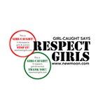 Girl Caught: Respect Girls