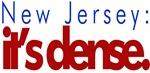 New Jersey: Dense