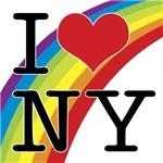 I Love Rainbow NY