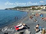 I love Spring Break in Italy!
