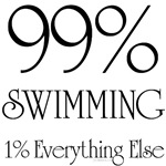 99% Swimming
