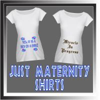 Just Maternity Shirts