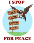 I STOP for Peace products