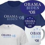 Obama Biden '08 - Gear