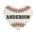 Baseball Love Personalized