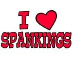 I Love Spankings