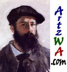 ArtzWA MONET Claude 1840