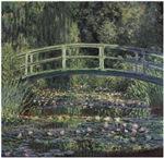 Water Lily Pond 2 (Japanese Bridge)