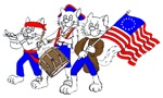 1776 Spirit of '76 Cats XXV™