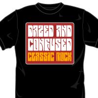 Dazed and Confused Retro Classic Rock