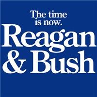 Reagan & Bush 1980