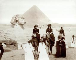 19th C Americans in Egypt