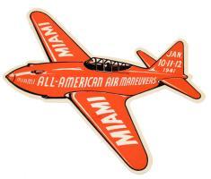 1941 Miami Air Show